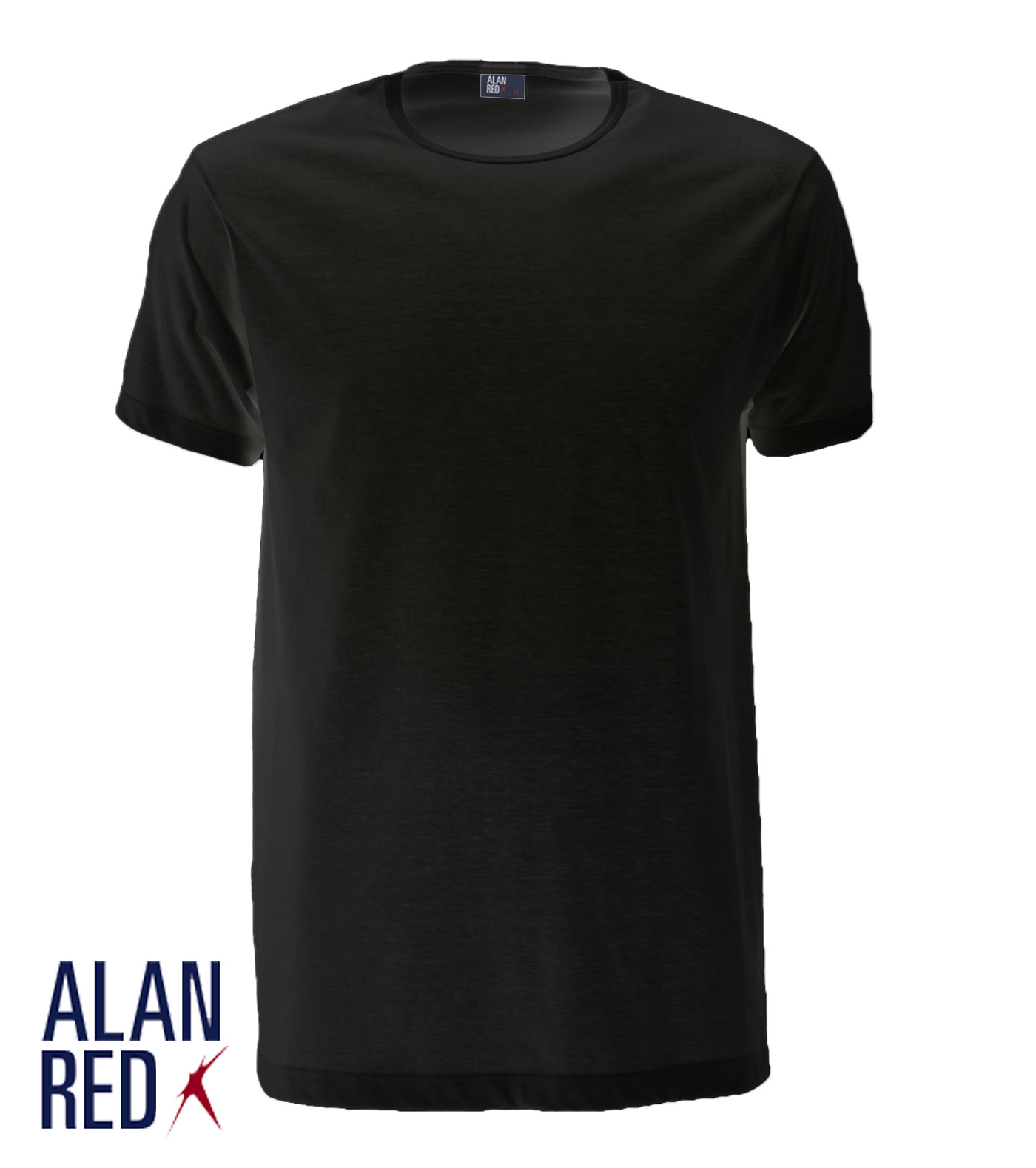 Alan Red Derby - zwart 1-pack