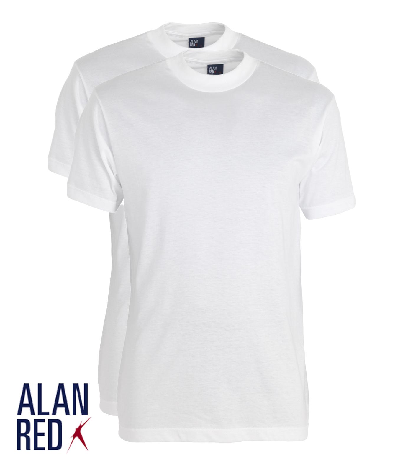 Alan Red Virginia – wit 2-pack