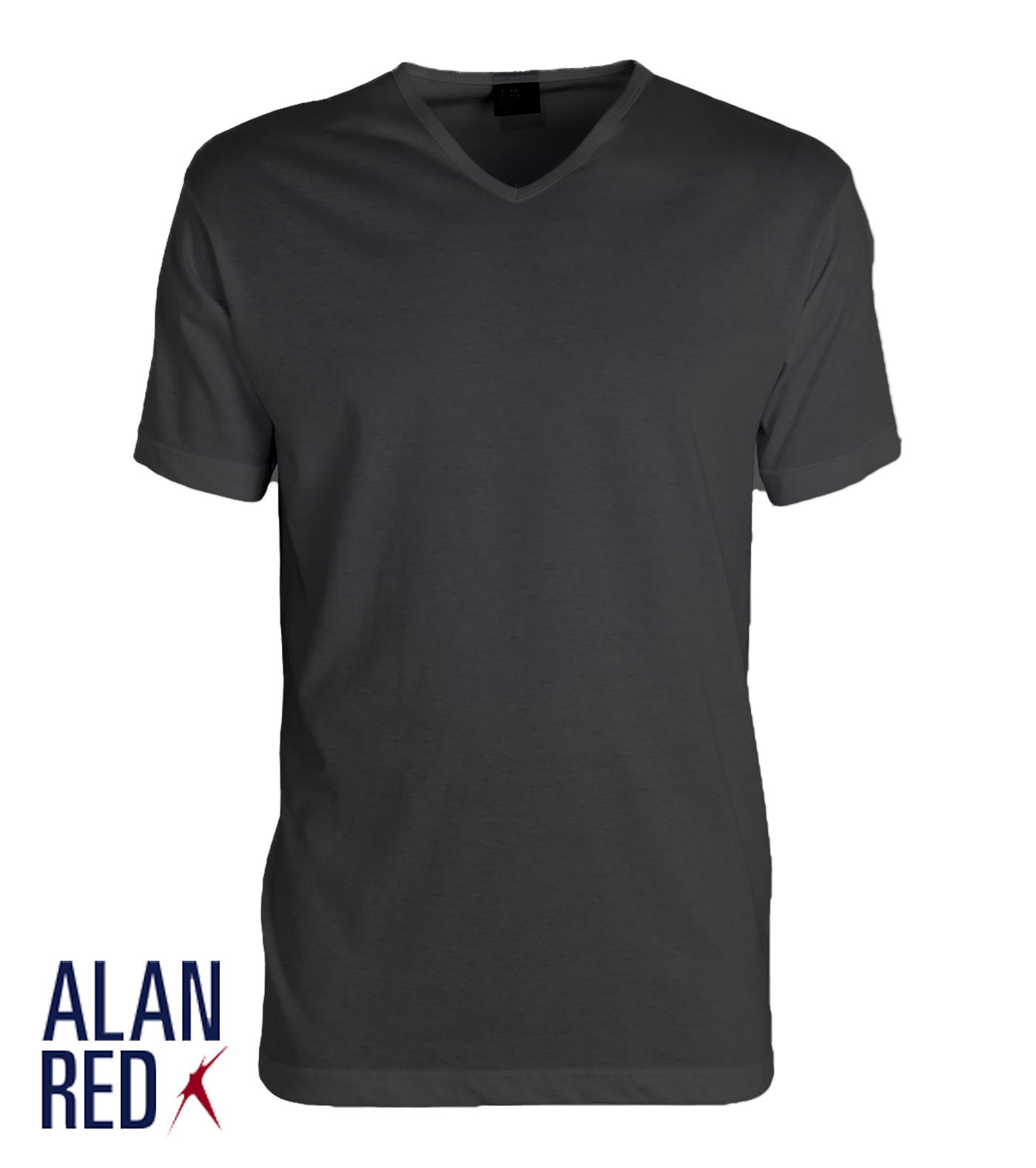 Alan Red Vermont - antraciet 1-pack