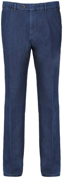 Gardeur Jeans, Bardo, donkerblauw, steekzak