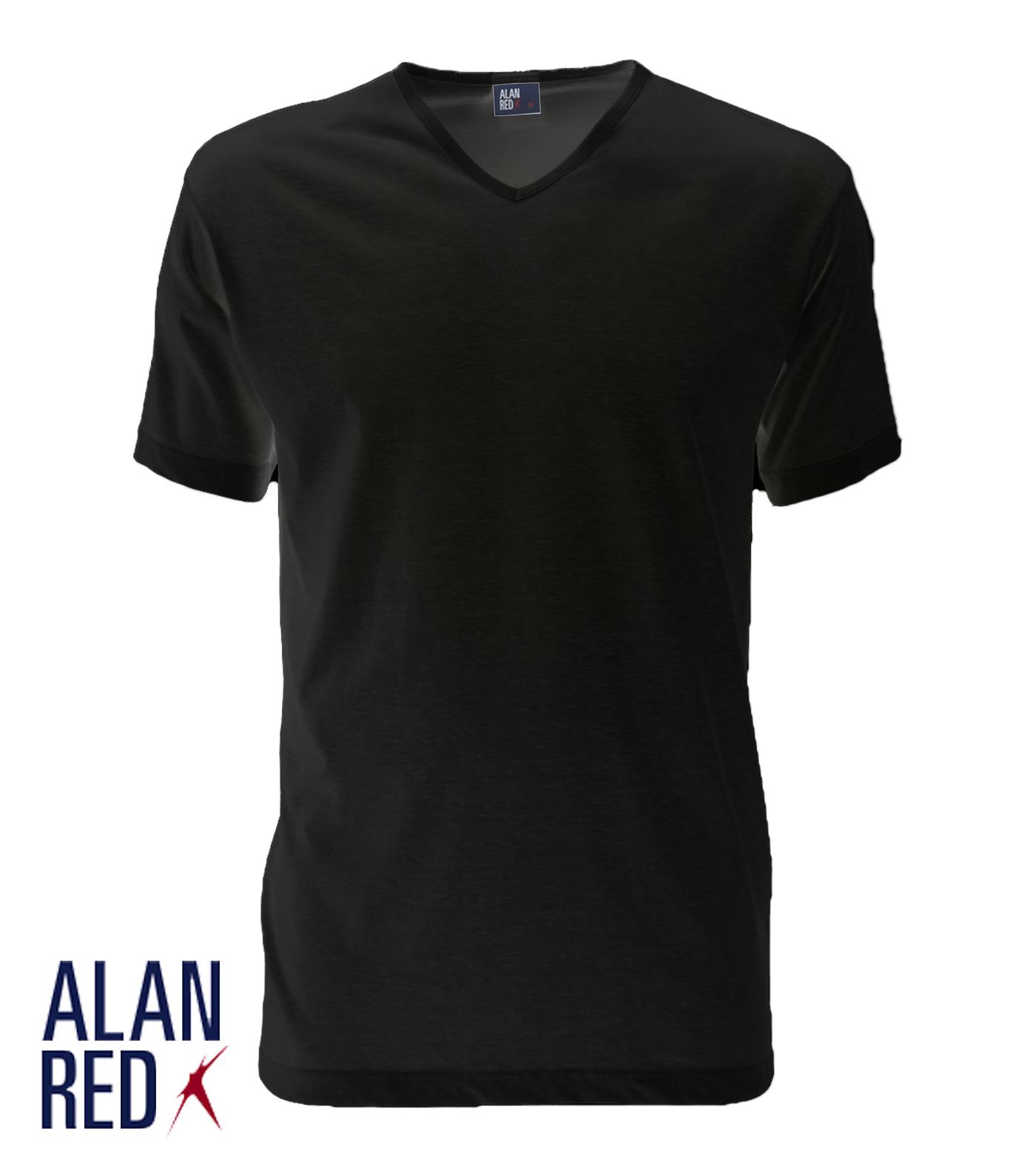 Alan Red Vermont - zwart 1-pack