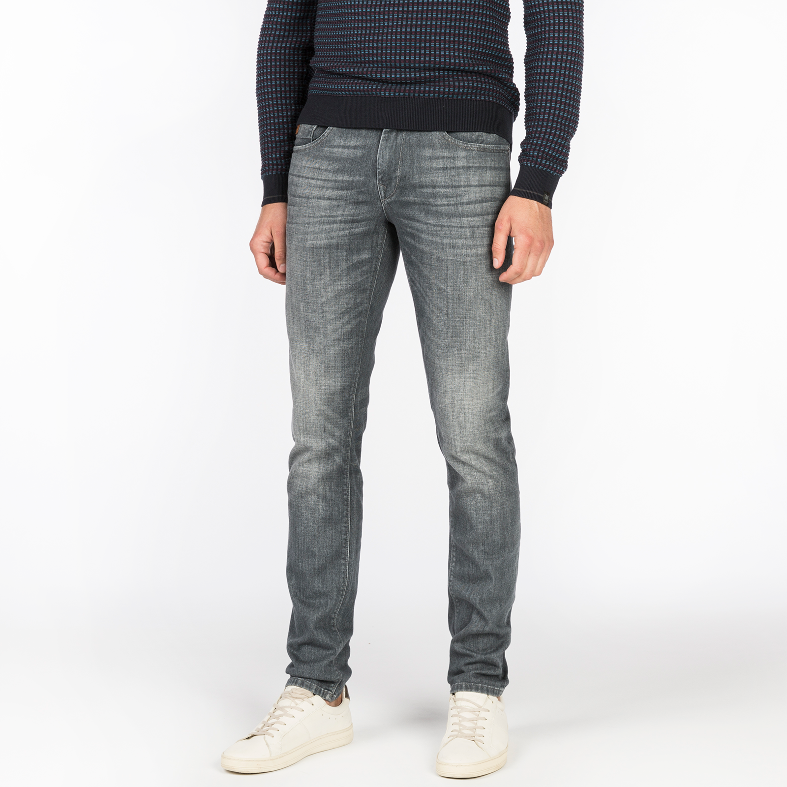 Vanguard jeans, V7 Rider,  grijs, VTR515-NSL